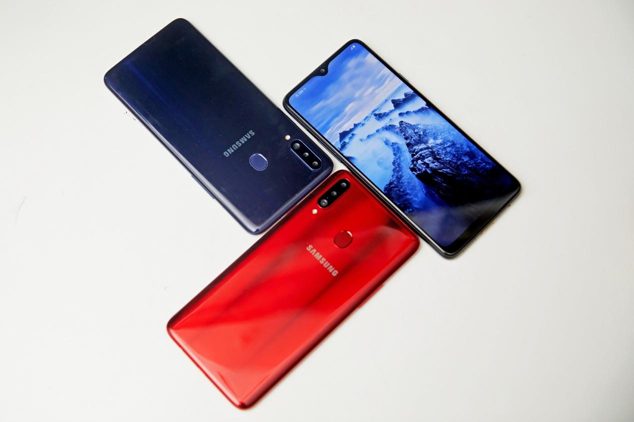 三星Galaxy A20s是啥仙人手机上?双十一拿到价仅799元