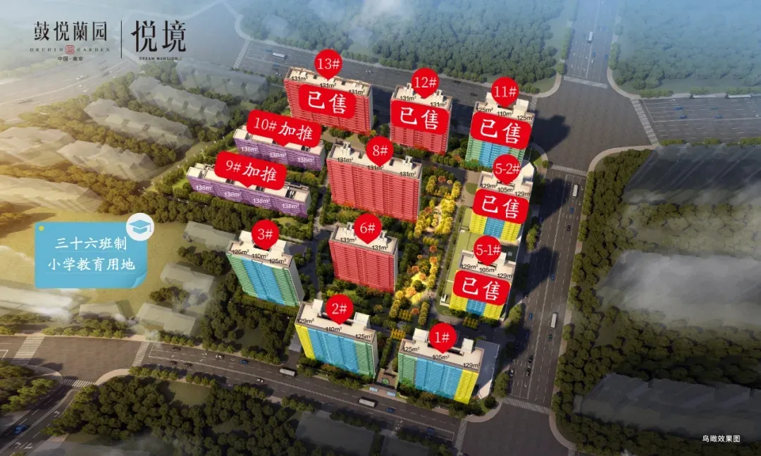 累计报名人数超1.4万!刚刚,南京五大热盘报名人数出炉