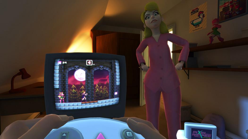 好玩又上手VR游戏怎么选?这里整理了一份攻略
