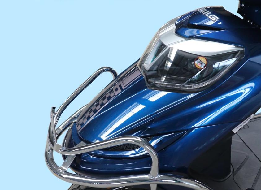 台铃推出一款大功率电动车,动力很猛,负载150公斤轻松上坡