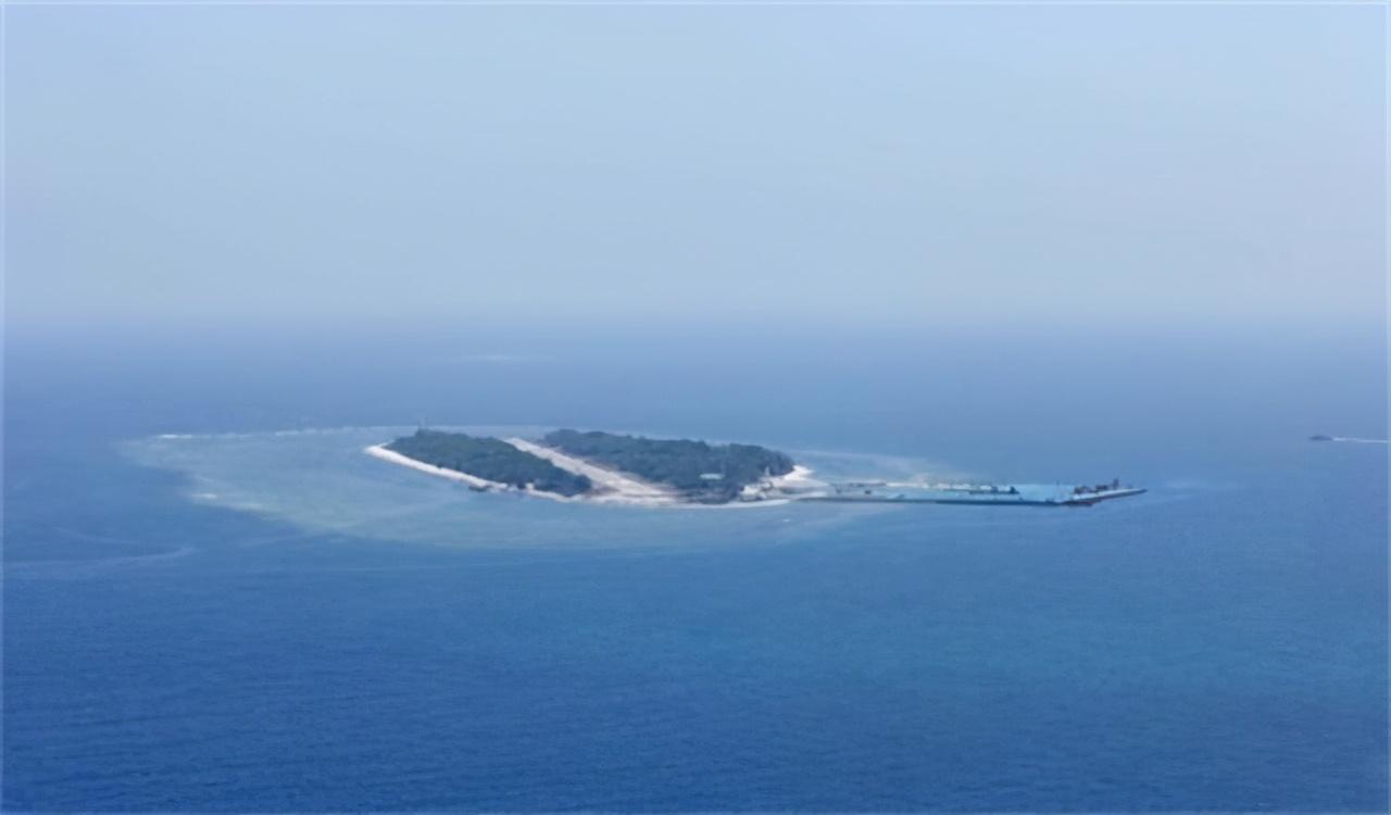 黄岩岛为什么迟迟没有填海造陆,是因为怕美国的阻挠吗?
