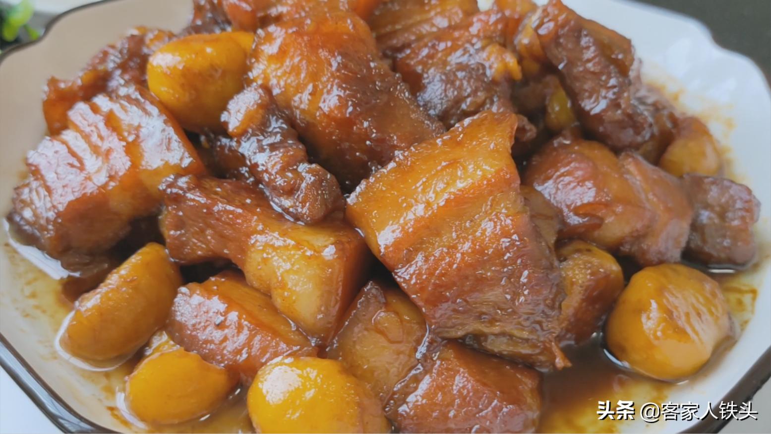 飯店的紅燒肉好吃有訣竅,原來做法這麼簡單,一周吃3次也不膩