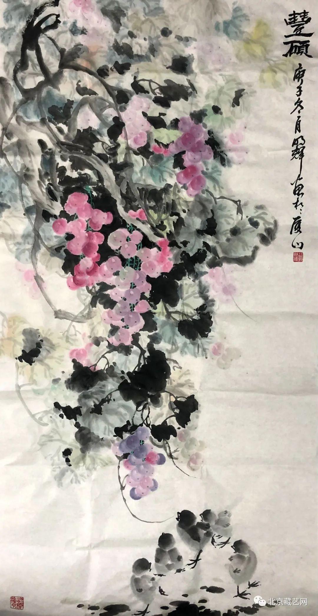 「新时代书画代表人物・戴明辉」献礼建党100周年作品展