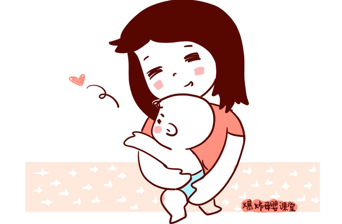 婴儿是怎样认识到这个人是妈妈的?认识爸爸和妈妈,前后相差很久