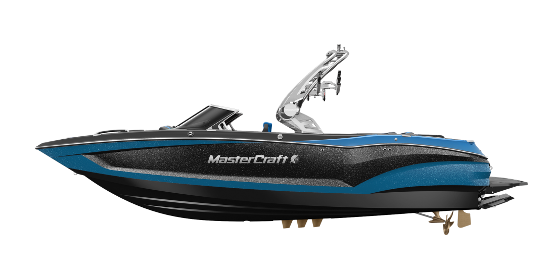 MasterCraft X24滑水之王:让高潮一触即发
