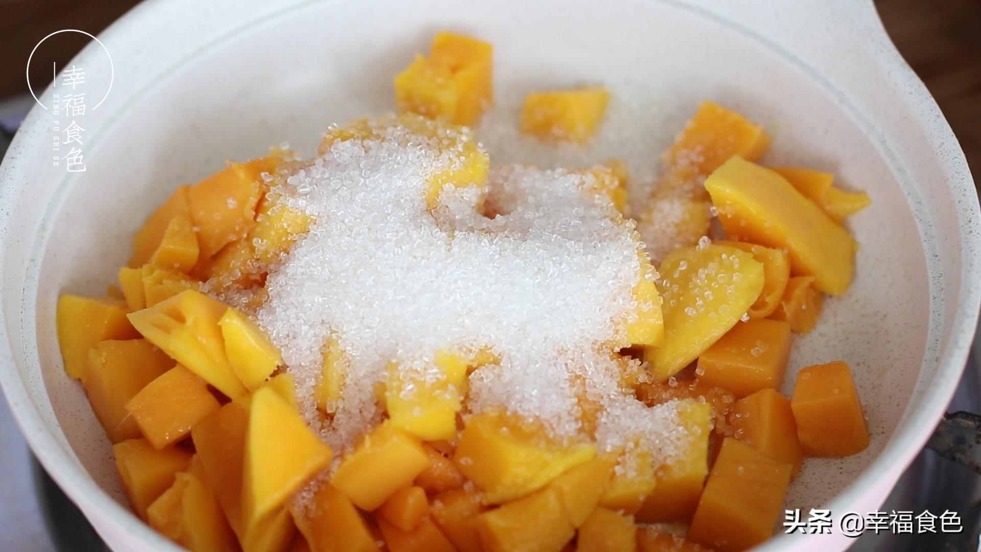 吃不完的芒果试试冻起来,香甜可口还解暑,雪糕都不用买了