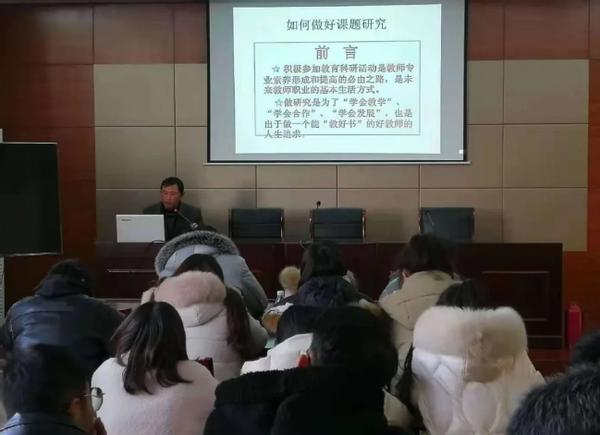 江苏建湖中专开展青年老师业务提升培训