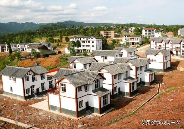"""2020住房建设新规落地,统一规划""""板上钉钉""""?5亿农民受益"""