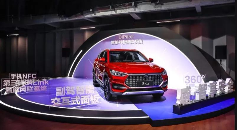 12万元买车新选择,宋PLUS精致舒适媲美豪车
