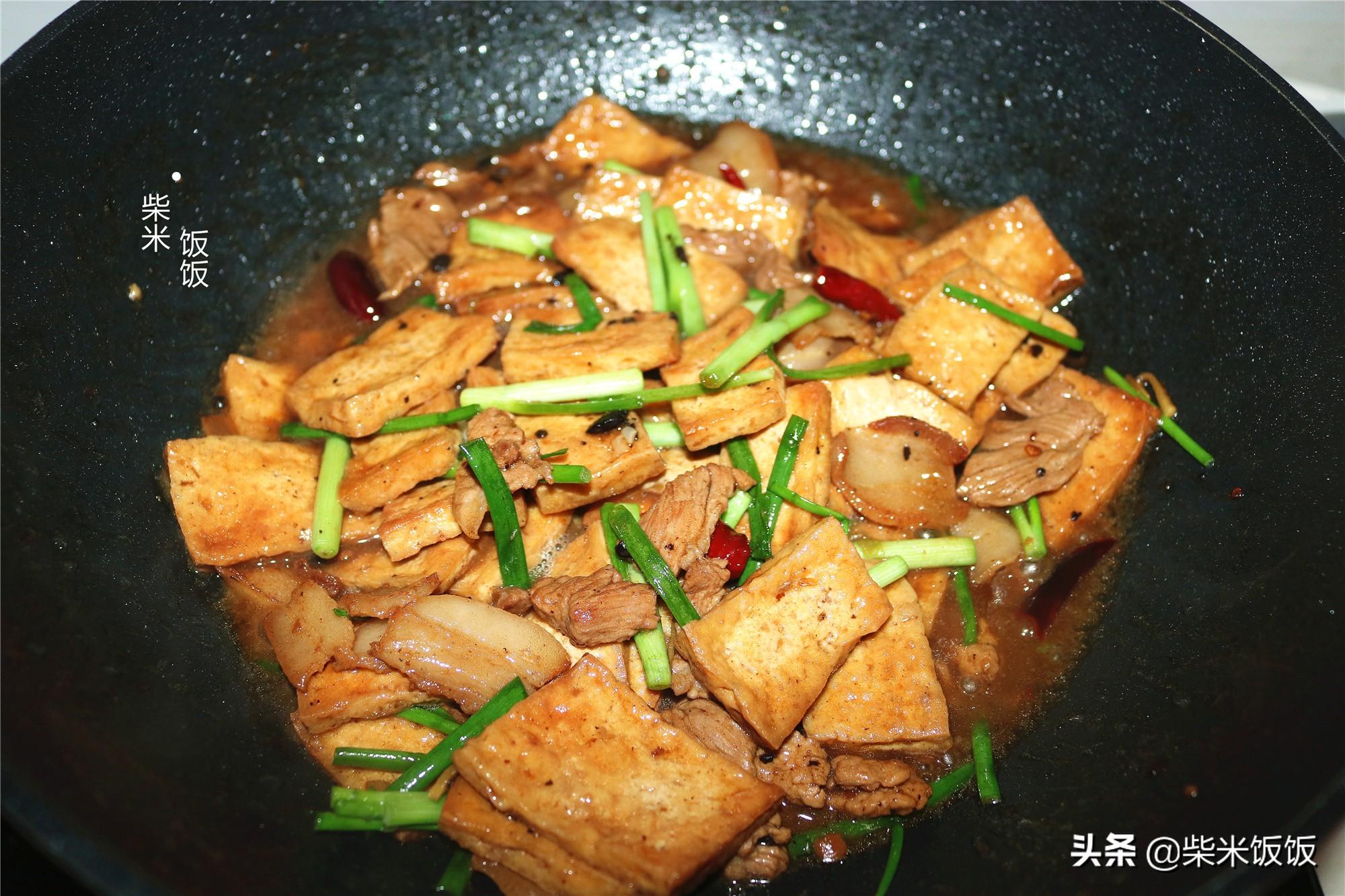 豆腐这样做太好吃了,入味又多汁 美食做法 第7张