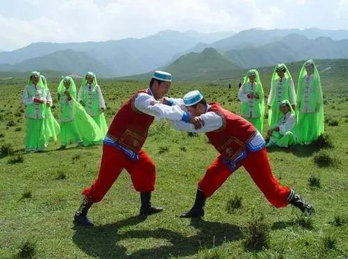 中国 56个民族(四十七),保安族