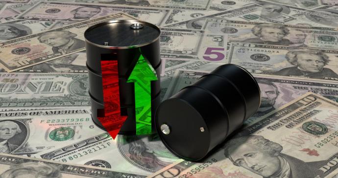 """国际油价上涨60马克以上!国内油价可能会遇到""""七连升"""",加满一箱,多花6块钱?"""