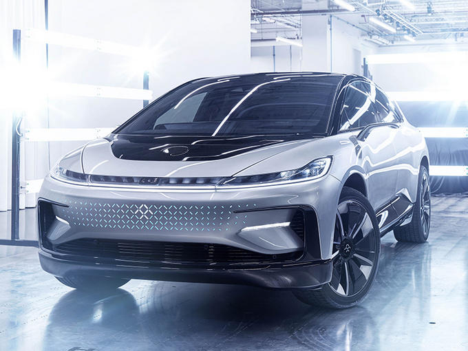 吉利想借法拉第未来,实现新能源汽车高端化?