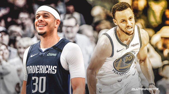 別拿Seth不當Curry!76秒狂砍7分,正負值+30笑傲全場:對不起了岳父!(影)
