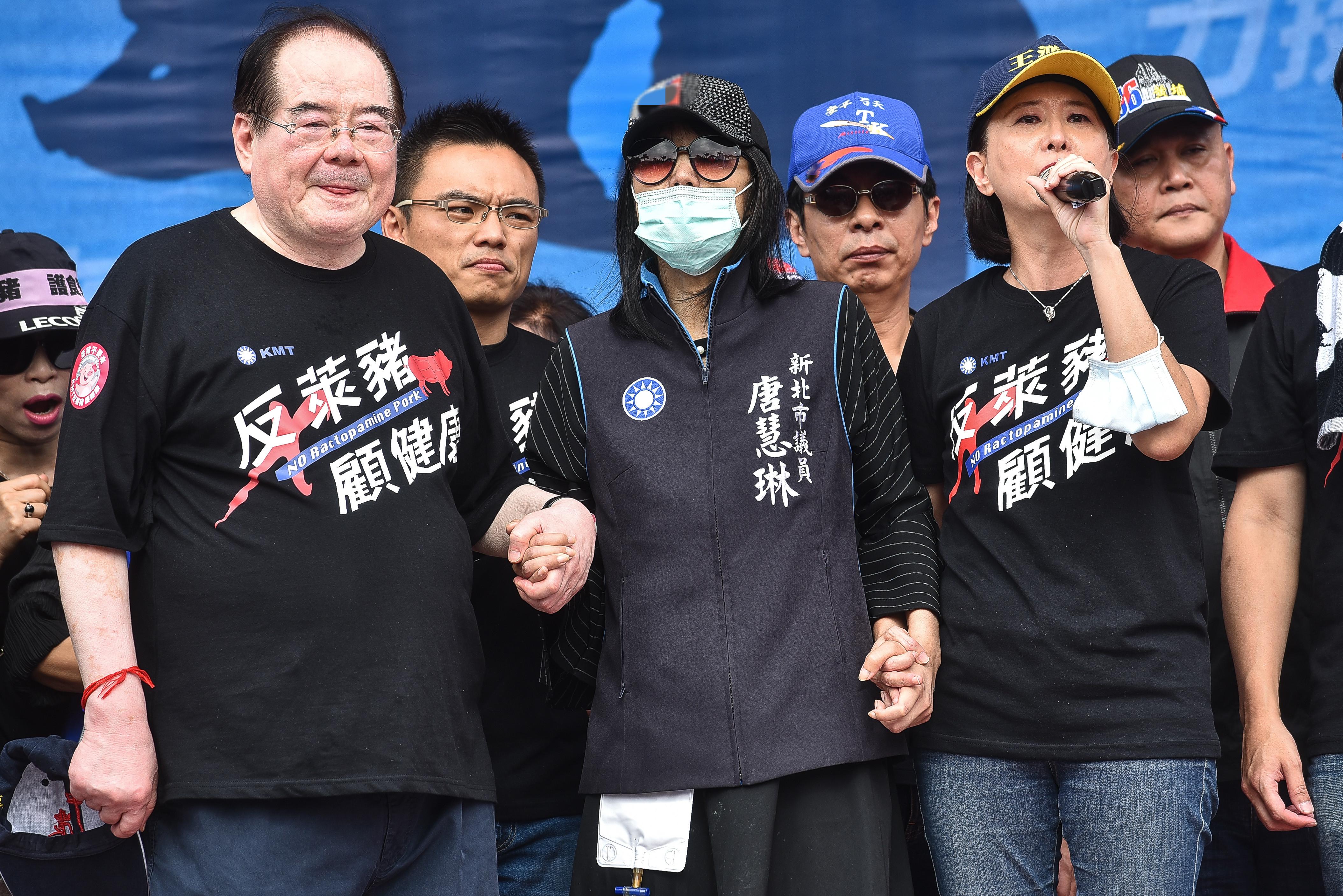 """唐慧琳遺願""""兩岸和平、中華復興"""",國民黨發文悼:失去正直戰將"""