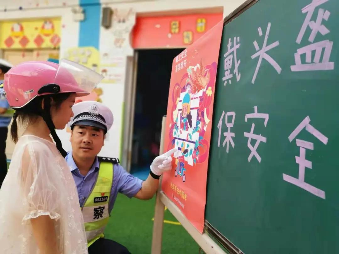 亳州市公安局交警中队长盛泽:从军营到警营