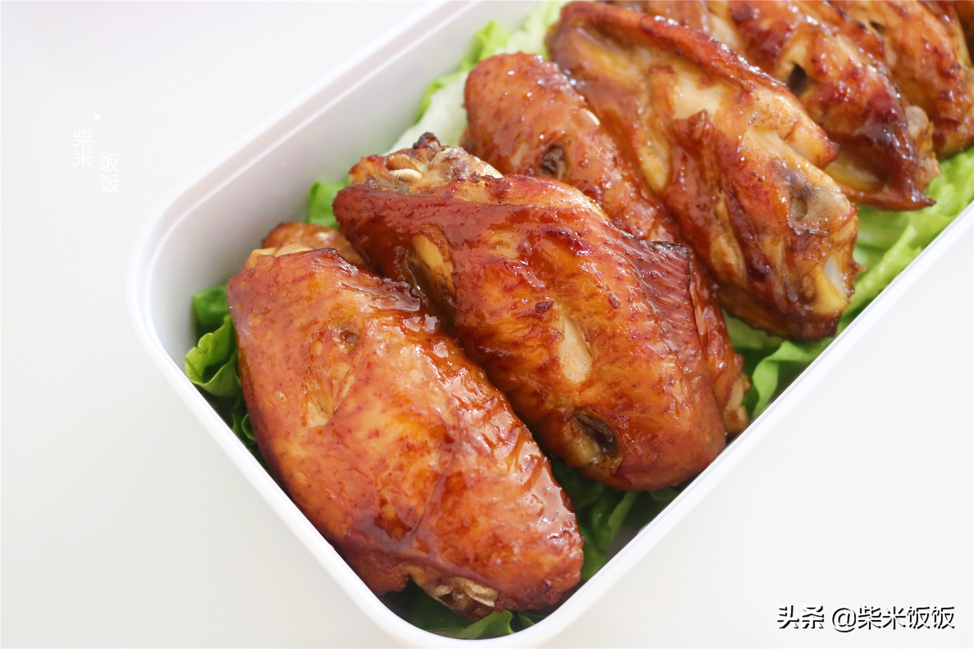 在家烤雞翅,別再買醃料了,這些家常調味料就足夠,簡單好吃