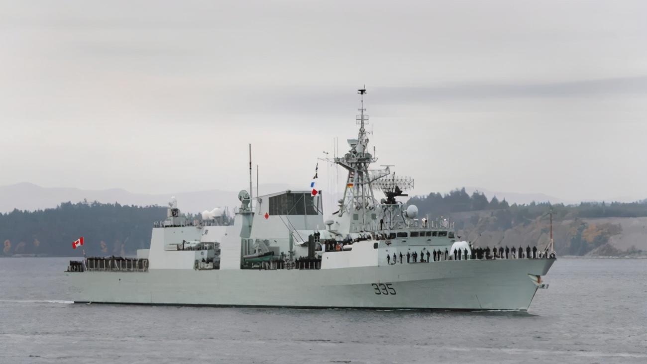 五则消息:三舰围攻中国,两招逼近俄罗斯,美正进行两场战争讹诈
