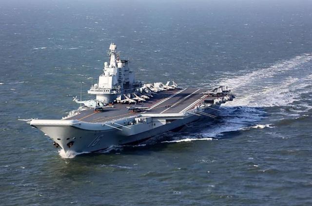 还在做大英帝国美梦?报告曝光,英国航母要和中国南海见?