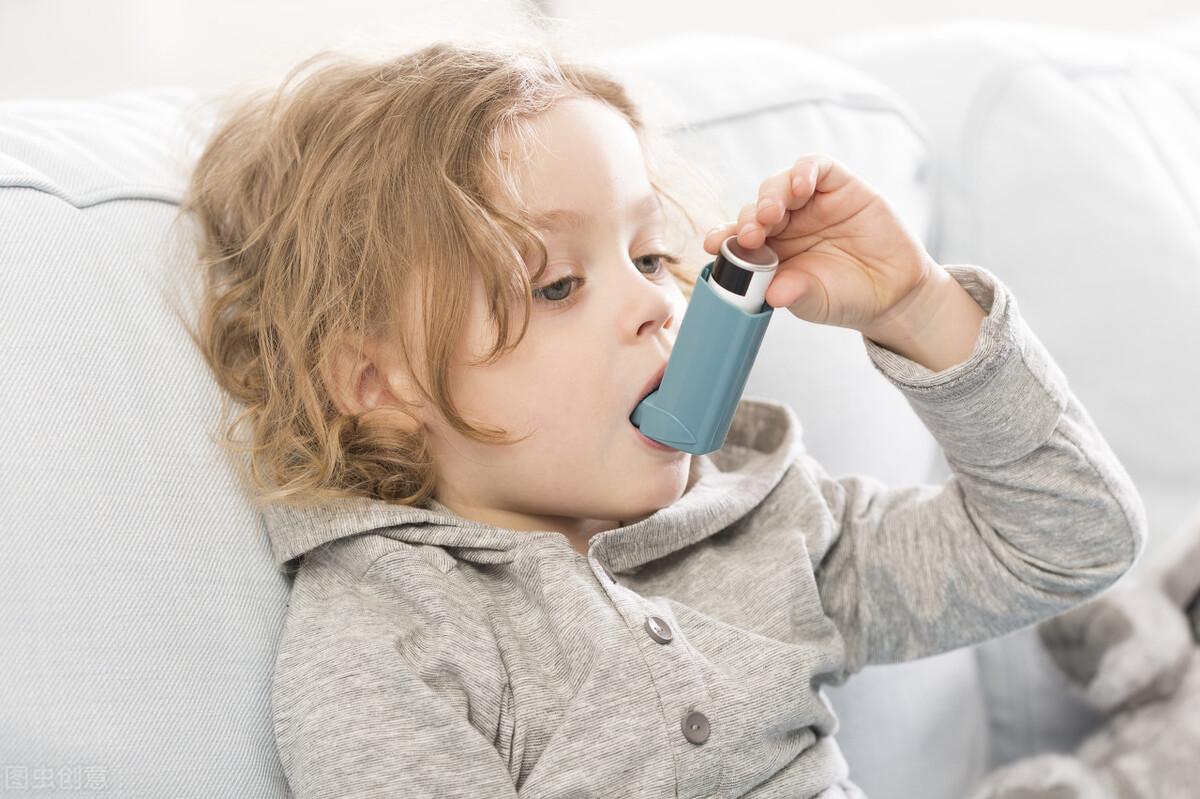孩子长期咳嗽、呼吸急促怎么办?儿科医生亲授预防哮喘小妙招