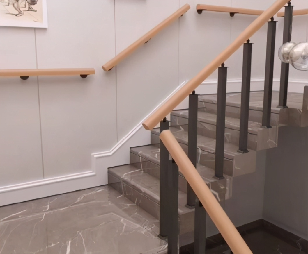 颜值品质都想要,楼梯扶手怎么选? 楼梯扶手 第3张