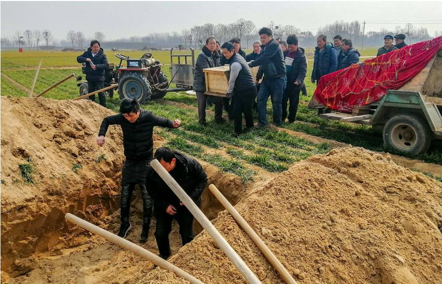 农村殡葬改革,土葬将被火葬代替,两者哪个好?专家:火葬更好