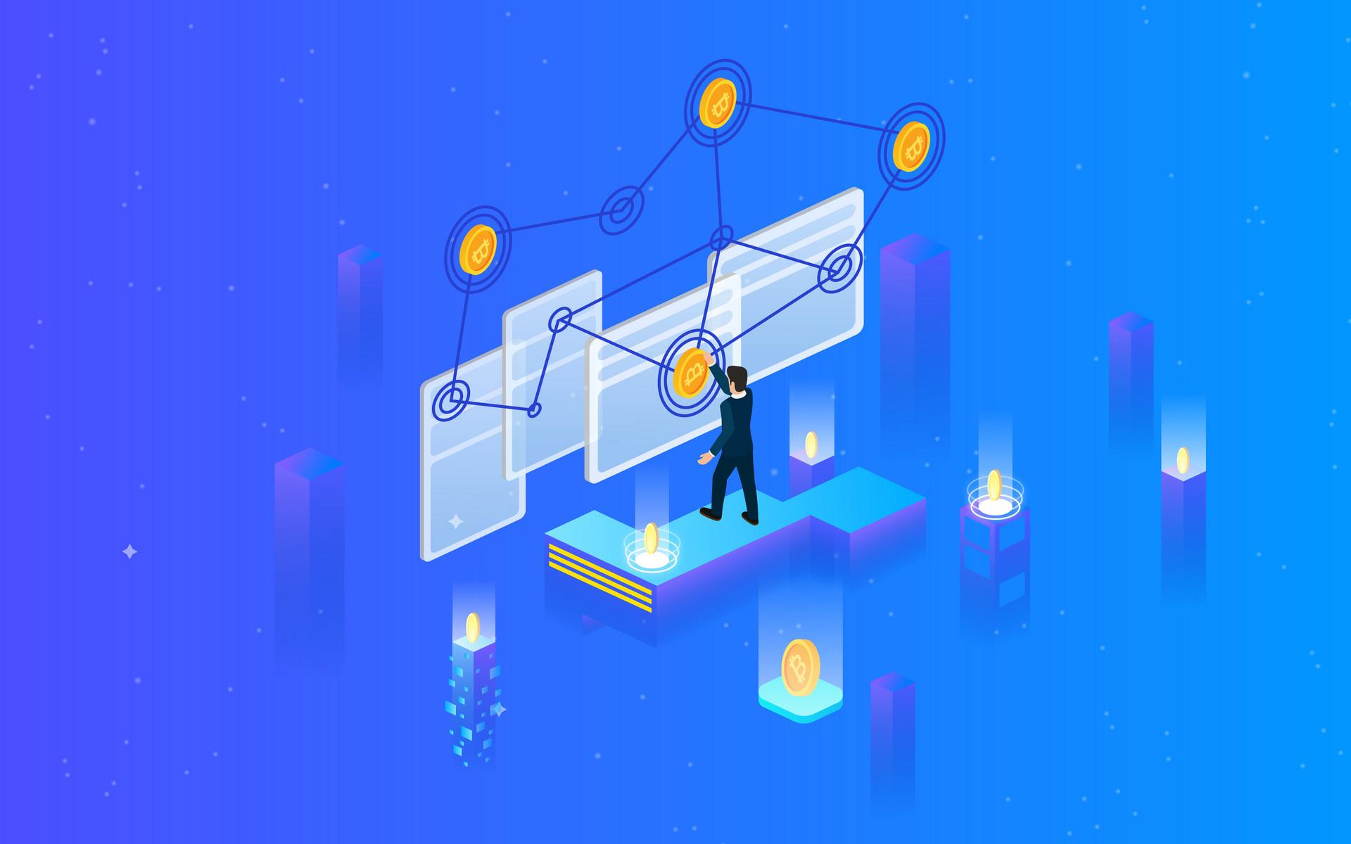 2021年区块链十大发展趋势:数字货币爆发、房地产数字化等......