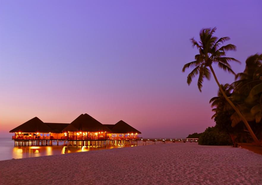 """""""群岛小国""""马尔代夫:亚洲面积最小,首都却是世界上最拥挤的"""