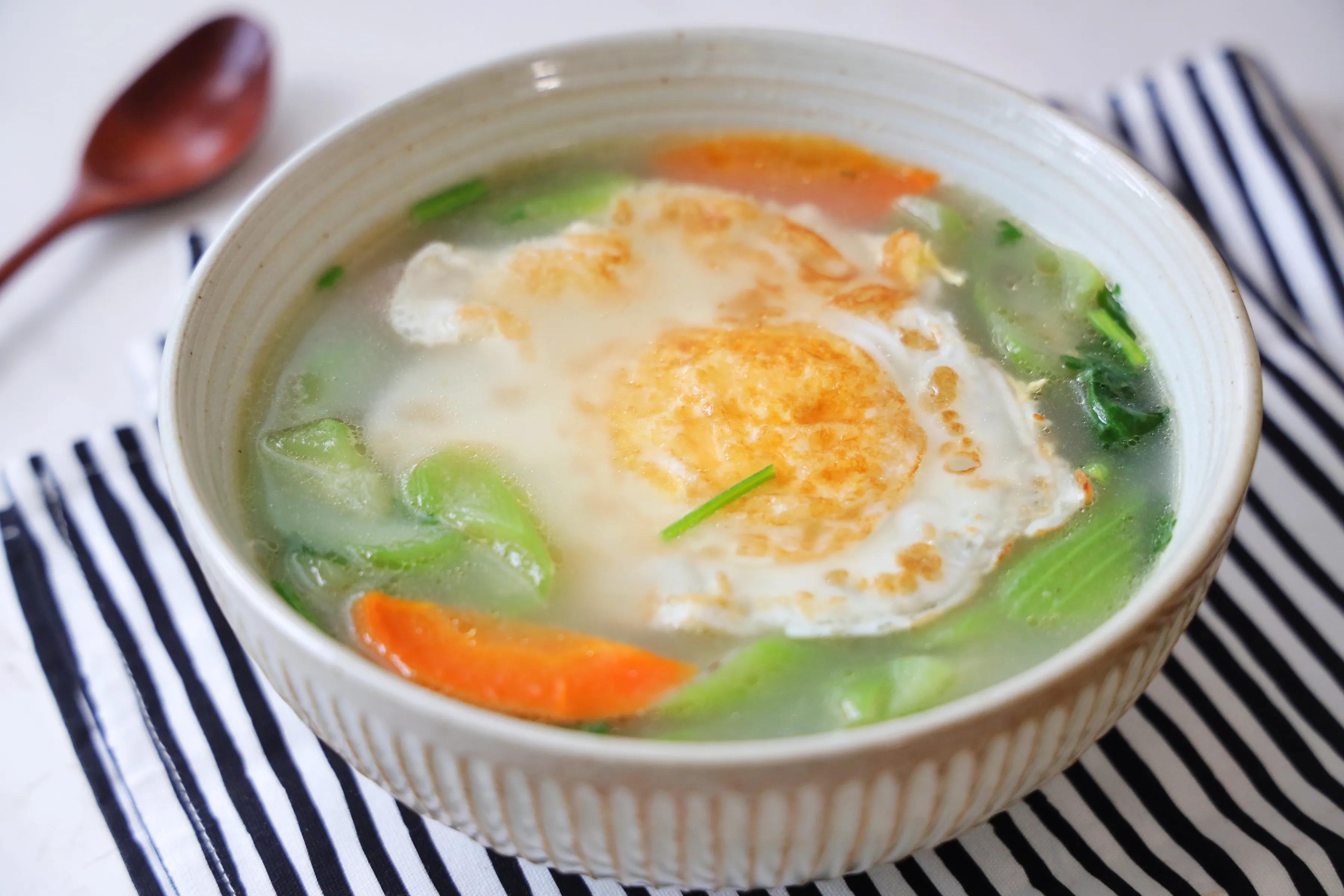 夏天没食欲,煮上这样的一锅汤水,清淡爽口,解暑又解腻,超舒服