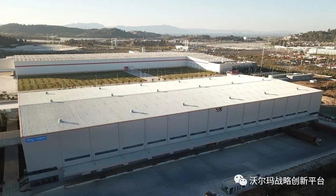 上百万箱货物的高速流转,沃尔玛的配送中心是怎么做的?