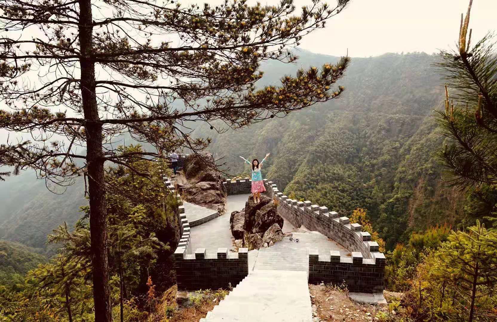 """""""2021年中国最美乡村百佳县""""榜单发布,温州这处小城入选"""