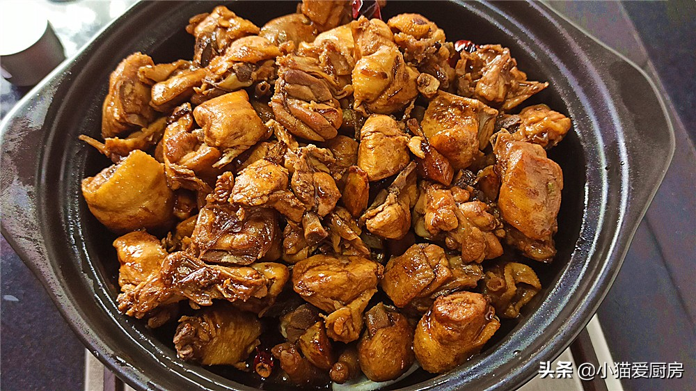 教你鸡肉这么做,不放一滴水,15分钟就端上桌,滑嫩不柴真香 美食做法 第12张