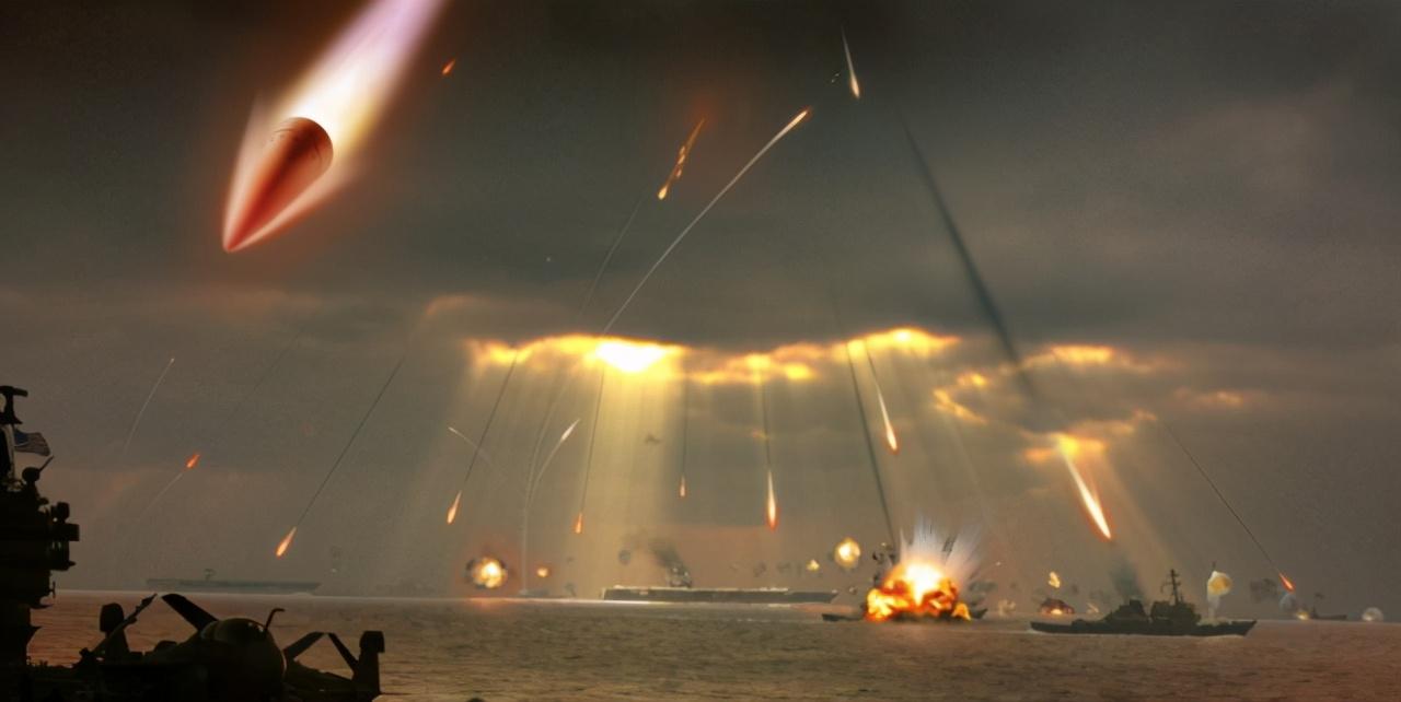 射程1万公里的导弹,要飞多长时间?看完数据才知道为何拦截不住