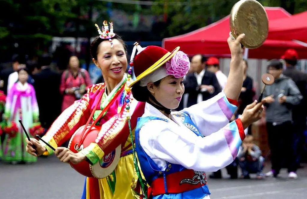 中国56个民族(四十),朝鲜族