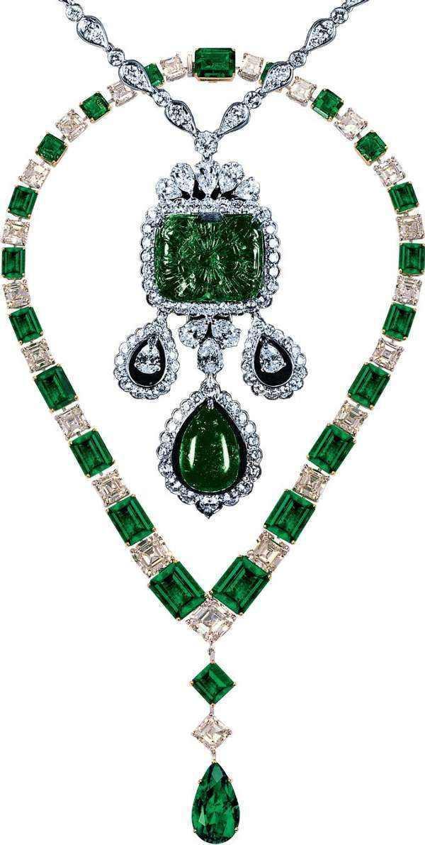 绿色宝石之王——祖母绿