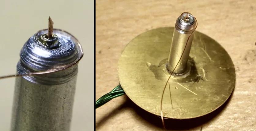 博士生DIY超级显微镜,直接看到原子!网友:太极客了