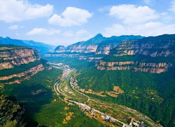 林州景点介绍「五一福利,建议收藏」