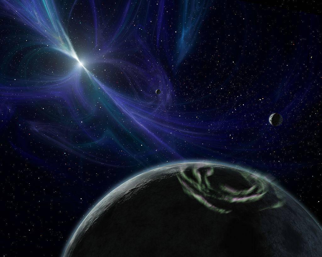 """天文小知识:太阳系外的深空是什么样子的?是否有无数个""""地球"""""""
