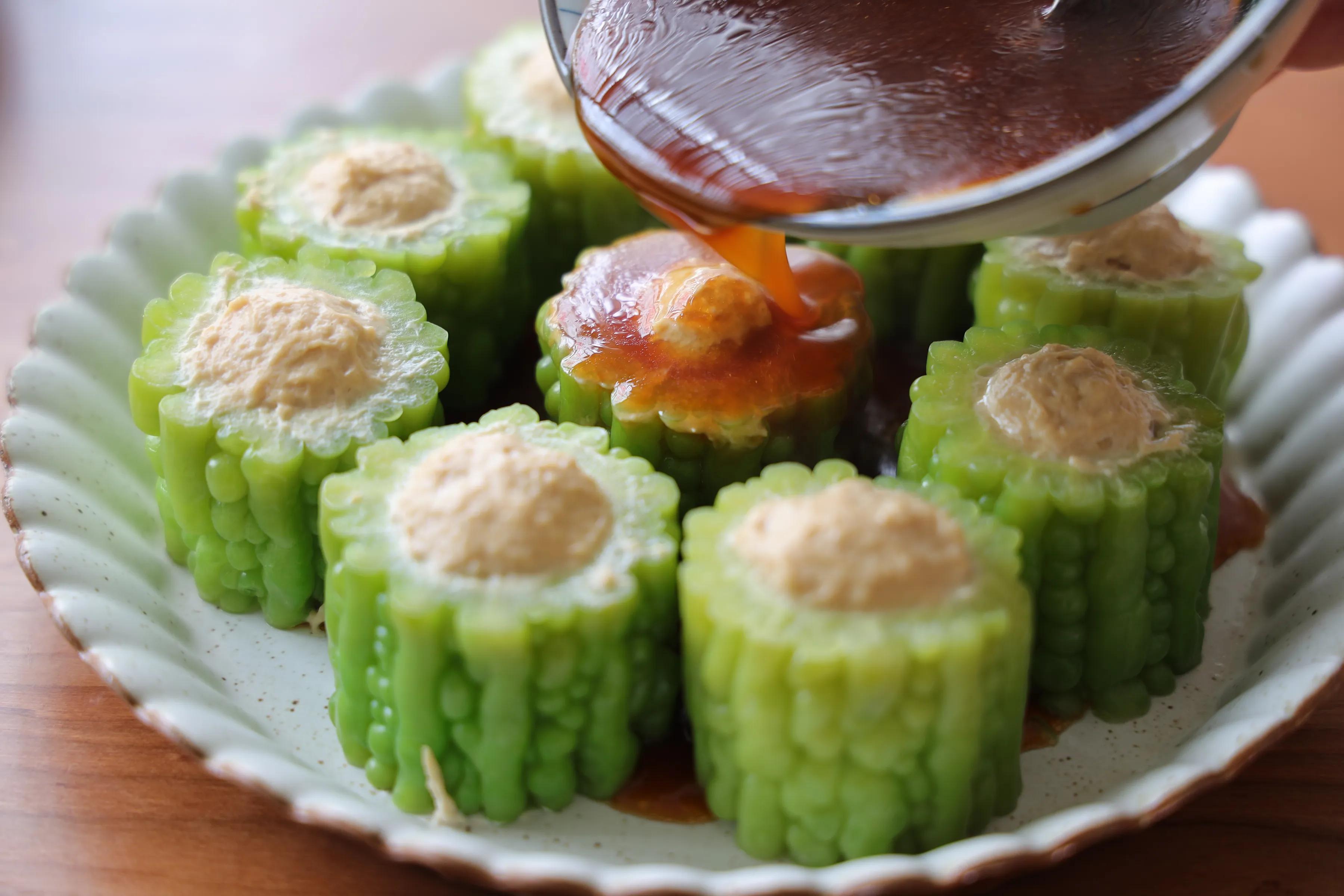 春天易上火,可以多吃这样的蒸菜,清热去火,低油低脂,超级鲜美 食疗养生 第8张