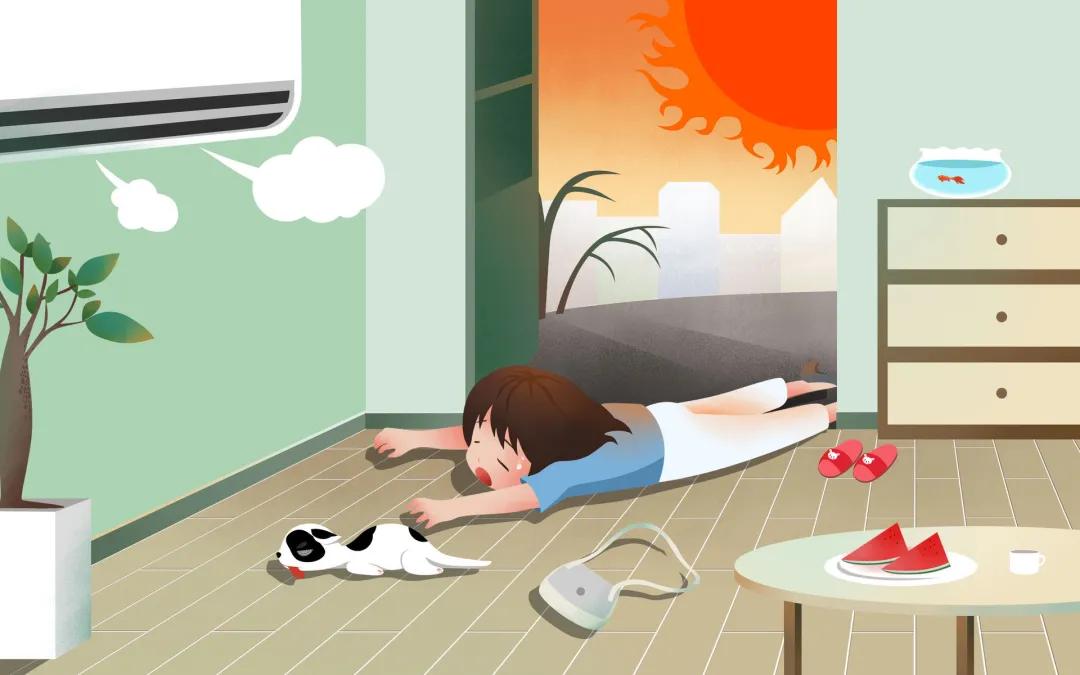 """做好这些事,再也不怕""""空调病""""了,特别是家有孩子的"""