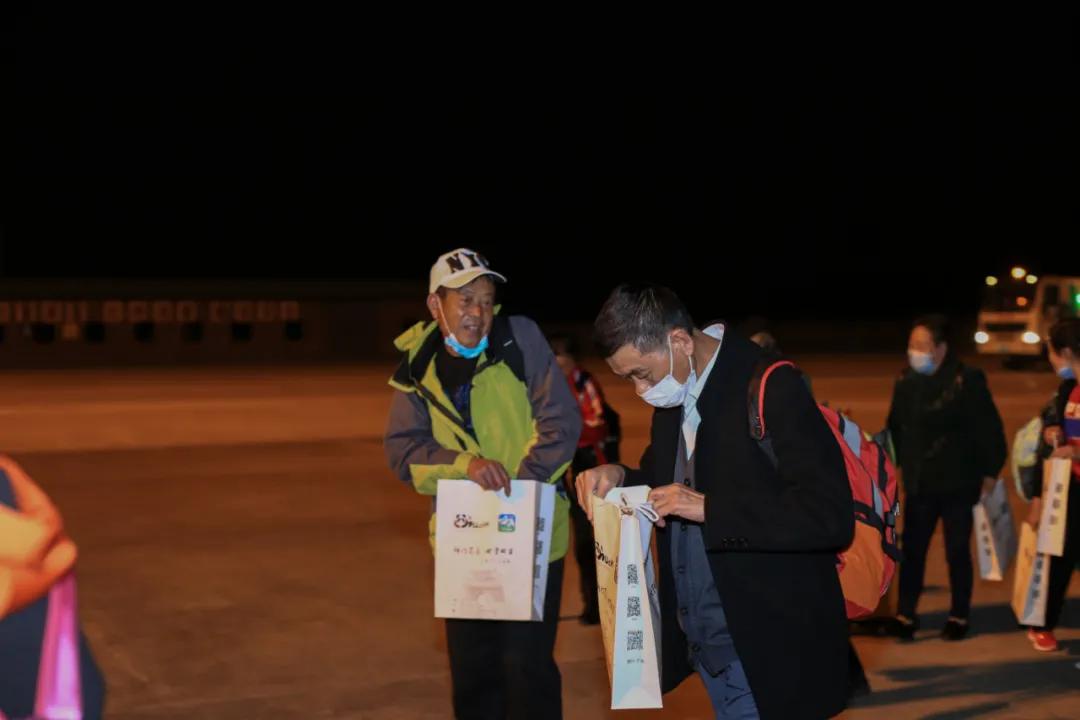 贵阳至广元,广元迎来今年首个航空旅游团