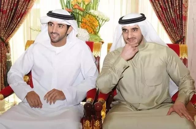 迪拜大王子颜值过人,丢了王位丢了表妹,33岁早逝,弟弟哭红了眼