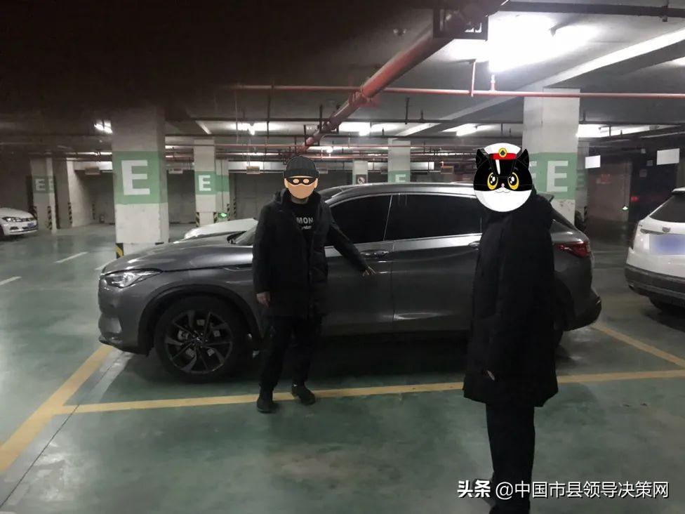 江苏阜宁县公安局:成功破获了一起拉车门式盗窃案件