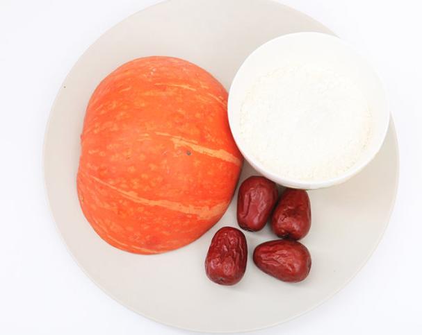 南瓜红枣发糕的做法步骤图发糕好吃不会做厨师长用南瓜做的发