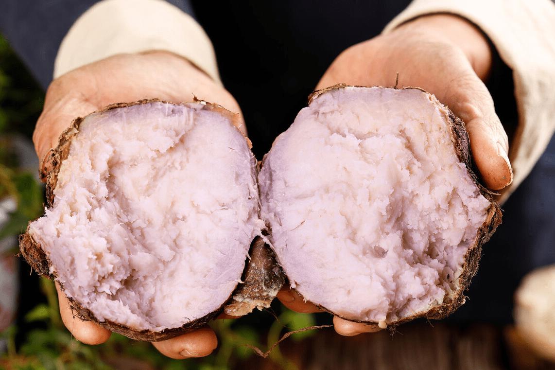 买芋头时,直接挑重的拿就错了,牢记4点,芋头粉糯香甜,真实用