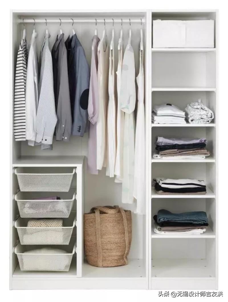 换季收纳这样做,衣柜简直太清爽! 家务卫生 第7张