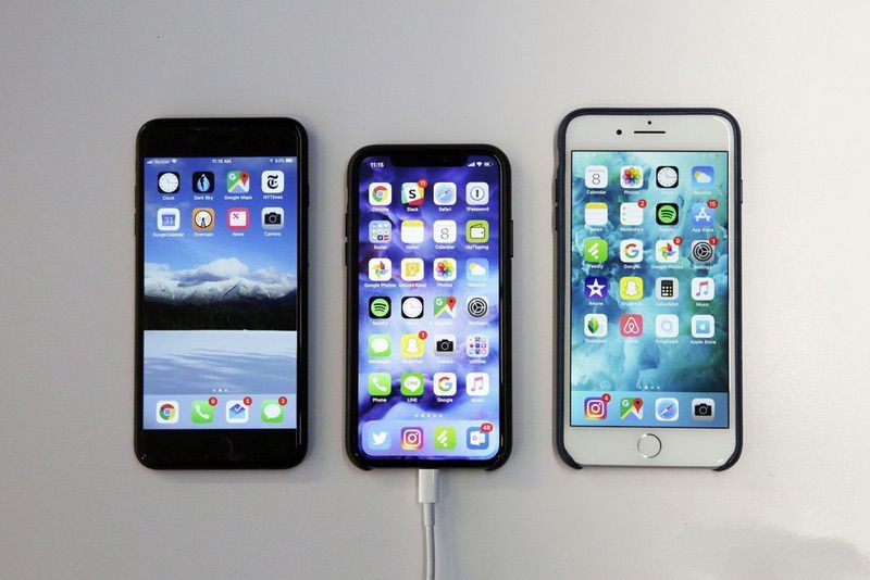iPhone良知!为旧款iPhone消息推送最新系统,网民:降速补丁下载别升