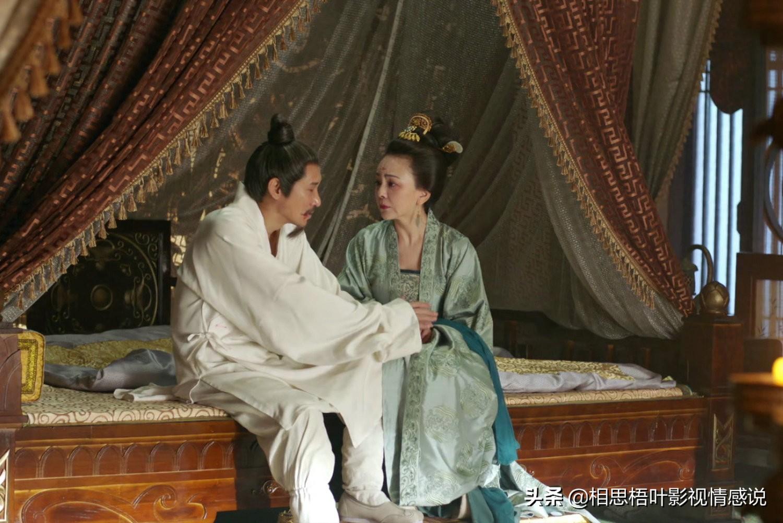 《长安诺》之沐王妃:作为母亲的她,拼死也要护住自己的孩子