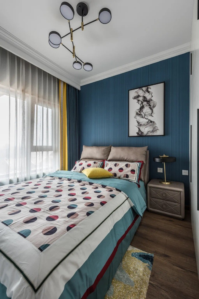 来看一下设计师高颜值的家,刚进门就感叹巨舒服、巨好看