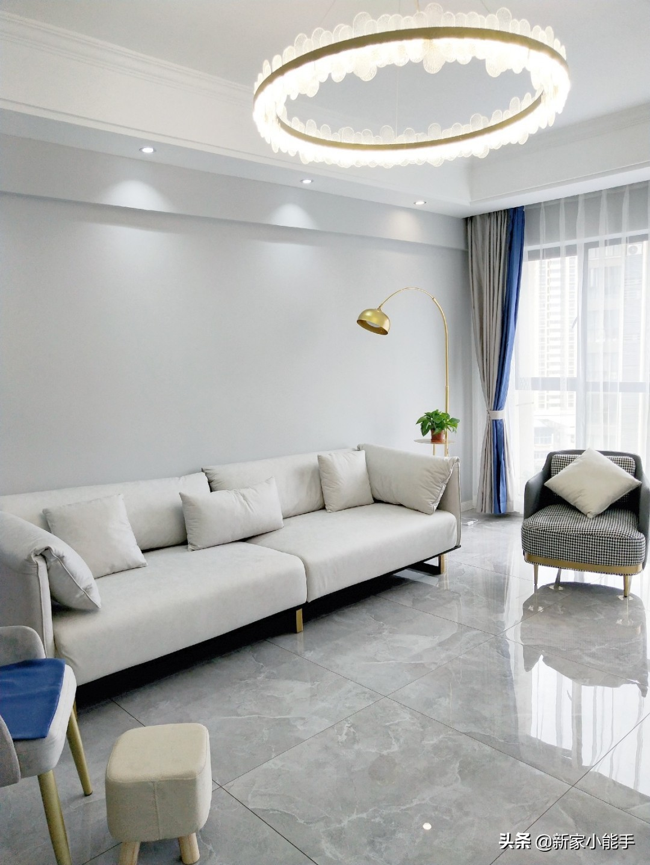 拒绝过度装修,打造轻奢、时尚家居,这个家简直是装修模范